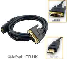 High Quality Gold HDMI to DVI-D 24+1 Digital Video LCD Lead Cable 1M 1.5M 2M 3M