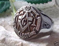 MASONIC MASON PAST EASTERN DEGREE STEEL SILVER PIN PATCH MEDAL NECKLACE D83