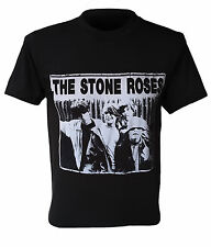 The Stone Roses T shirt, English rock band, printed T, Retro, Size S to XXL