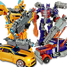 New Transformers 4 Car Action Figures Grimlock Bumblebee Optimus Prime Toy Gifts