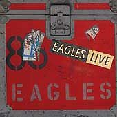 Eagles Live by Eagles (CD, Oct-1989, 2 Discs, Elektra (Label))