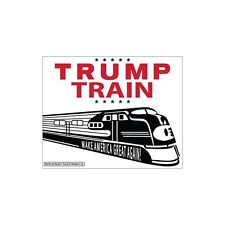 (1) Official Donald Trump Limited Edition Debate Trump Train Yard Sign **RARE**