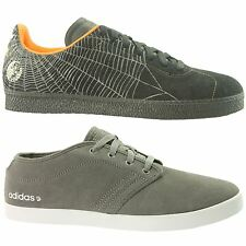 adidas Mens Trainers~Suede Leather~2 Great Colours