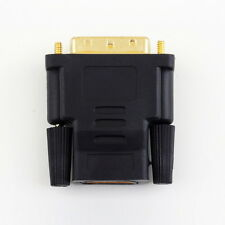 DVI Male to HDMI Female adapter Gold-Plated MF Converter For HDTV LCD Pro Hot