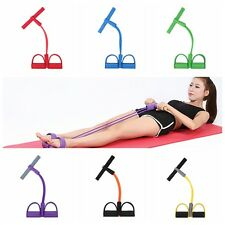 Yoga Exercise Resistance Bands Training Equipment Tube Workout Equipment Fitness