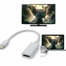 New Mini DisplayPort DP to HDMI Adapter Cable Cord for MacBook Pro iMac Air OS