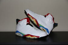 2008 Authentic Nike Air Jordan 6 Beijing Olympic Edition Sz 10.5 - (325387-161)