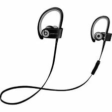 Beats by Dr. Dre Powerbeats2 Wireless Ear-Hook Wireless Headphones - Black Sport