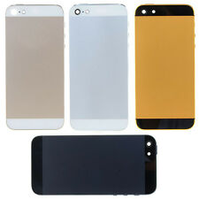 Housing Case Back Rear Door Battery Cover Assembly For iPhone 5G