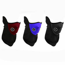 Eulogize Ski Snowboard Motorcycle Bike Winter Sport Face Mask Neck Warmer LU