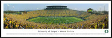 Oregon Ducks Autzen Stadium Panoramic Photo Picture NEW