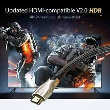Ugreen 4k Hdmi Cable High Speed 10ft 25 ft Computer To Tv Cord Male Pc Premium A