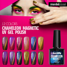Modelones Mangical Cats Eye UV/LED Magnetic Gel Nail Polish Soak Off 10ml