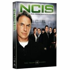 NCIS Complete Fourth 4 Season DVD 6-Disc Box Set Widescreen NEW factory sealed