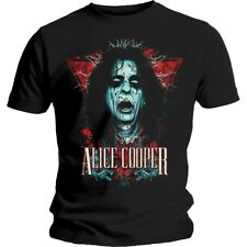 Alice Cooper Decap Shirt S M L XL XXL Official T-Shirt Metal Rock Band Tshirt