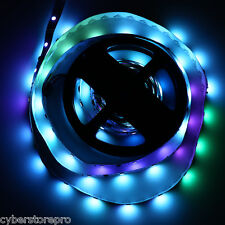 5M 5050 IC 6803 IP20 LED RGB Dream Color Strip Light with 133 Modes US / EU PLUG