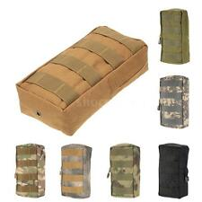 Utility Tactical Military Molle Belt Pouch Outdoor Camping Medical Bag F9C1