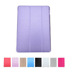 New Smart Magnetic PU Leather Stand Case Cover for iPad 2 3 4 Air Mini Pro  abus