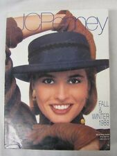 J C Penney J C Penney Fall and Winter Catalog 1988