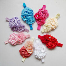 Newborn Baby Girl Bow Headband Infant Toddler Hair Band Girls Hair Accessories