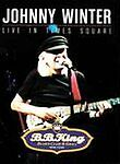 Johnny Winter - Live in Times Square (DVD, 2004) Very Rare