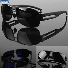 New Mens Polarized Driving Mirror Sunglasses Aviator Outdoor Sports Motorcycle