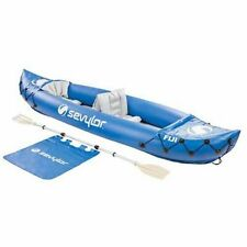 Sevylor Fiji 2 Person Kayak Travel Inflatable Pack  076501116311