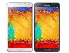 Samsung Galaxy Note 3 III N900T AT&T T-Mobile UNLOCKED GSM Cell Phone White Blac