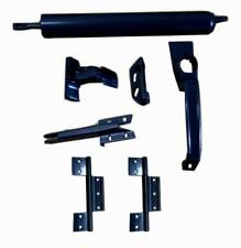 Screen and Storm Door Closer Kit with Extruded Hinges