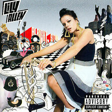 Alright, Still [PA] by Lily Allen (CD, Jan-2007, Capitol/EMI Records)