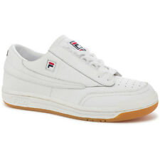 "FILA ""Original Tennis"" Sneakers (White/Gum) Men's Athletic Retro Vintage Shoes"