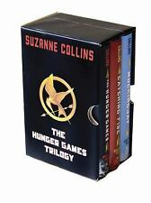 The Hunger Games: The Hunger Games Trilogy (Hardcover, box set, 2010)