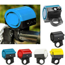 Wonderful Electronic Loud Bike Horn Cycling Handlebar Alarm Ring Bicycle Bell LE