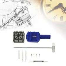 Fabulous 6 /11 PCS Watch Band Strap Link Remover Watches Repair Tool Kit Set LN