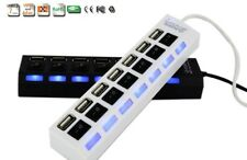 7 Port USB 2.0 Hi-Speed Hub