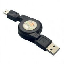 Retractable USB to Micro 5P Data Charging Cable
