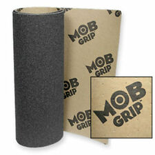 "MOB PERFORATED GRIP TAPE BLACK 9"" X 33"" & OTHER SIZES #1 SKATEBOARD GRIPTAPE"