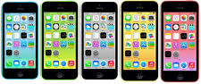 Apple iPhone 5c 5s 6 Factory Unlocked Mobile Smartphone - Various Colours OO5