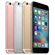 Apple iPhone 6S 6 5S 16GB 64GB 128GB Space Grey Silver Unlocked Smartphone OO55