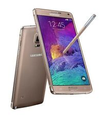 """PROOTION Unlocked 5.7"""" Samsung Galaxy Note 4 4G LTE Android GSM Smartphone 32GB"""