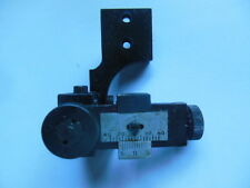 One Parker hale PH5E rear micrometer target rifle sight and mount
