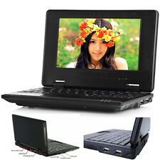 "BIG DISCOUNT 7""Android Mini Notebook 4GB/8GB Laptop Camera WIFI Netbook Keyboard"
