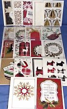 Anna Griffin Christmas Cards Assorted Designs New from Anna Griffin Company