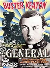 The General (DVD, 1999) OOP MINT  Buster Keaton  AUTHENTIC U.S.  Kino Video