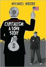 Capitalism: A Love Story (DVD, 2010) Michael Moore Film Sealed with Slip Cover