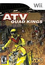 ATV: Quad Kings (Nintendo Wii, 2009) GAME COMPLETE