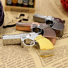Fashion Cartoon Metal Gun U Disk Model USB 2.0 Flash Drive 2GB-64GB USB Storage