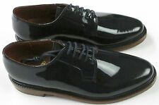 Florsheim by Duckie Brown Patent Leather Shoes 9.5 11 Brand New Retail $450