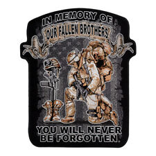 In Memory Of Our Fallen Brothers Patch, Military Patches