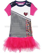 Desigual Girls' Dress Franckfort, Sizes 5-14
